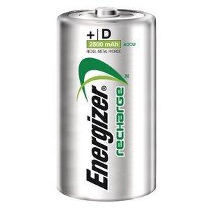 Energizer Oplaadbare NiMH Batterij D 1.2 V Power Plus 2500 mAh 2-Blister