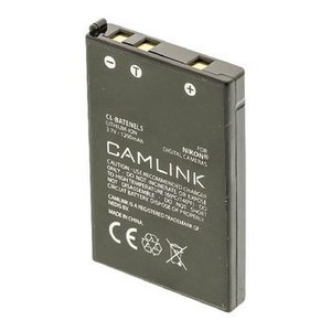 Camlink Oplaadbare Lithium-Ion Camera Accu 3.7 V 1290 mAh