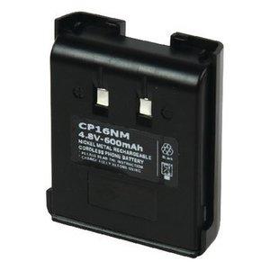 Energizer Oplaadbare NiMH Batterij Pack 4.8 V 600 mAh 1-Blister