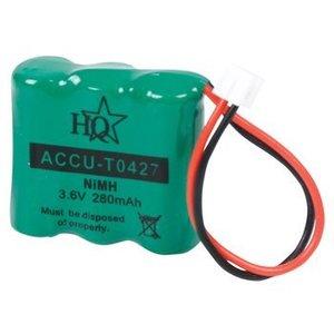 HQ Oplaadbare NiMH Batterij Pack 3.6 V 280 mAh 1-Blister