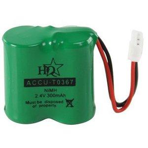 HQ Oplaadbare NiMH Batterij Pack 2.4 V 300 mAh 1-Blister