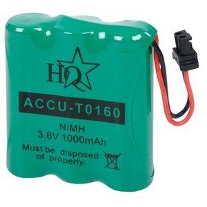 HQ Oplaadbare NiMH Batterij Pack 3.6 V 1000 mAh 1-Blister