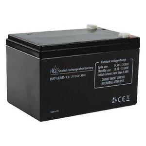 HQ Oplaadbare Loodzuur Accu 12 V 12000 mAh 151 mm x 98 mm x 95 mm