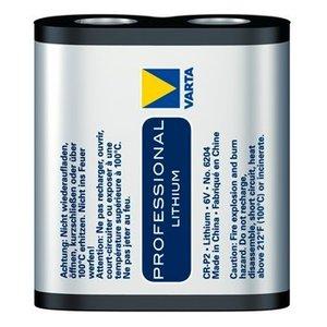 Varta Lithium Batterij CR-P2 6 V 1-Blister