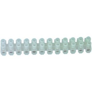 Fixapart Kroonsteen 4.2 mm² 12 - Polig Kunststof Transparant