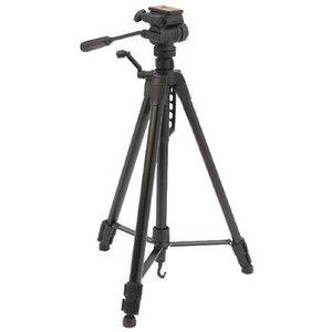König Camera/Video Statief Pan & Tilt 165 cm Zwart