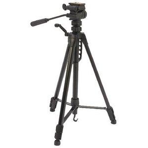 König Camera/Video Statief Pan & Tilt 160 cm Zwart