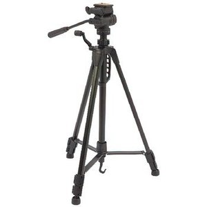 König Camera/Video Statief Pan & Tilt 148 cm Zwart