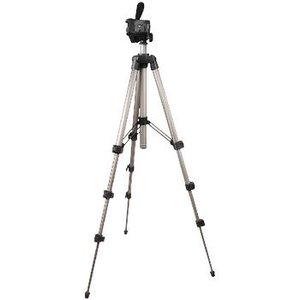 König Camera/Video Statief Pan & Tilt 105 cm Zwart / Zilver