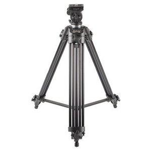 König Video Statief Pan & Tilt 150 cm Zwart