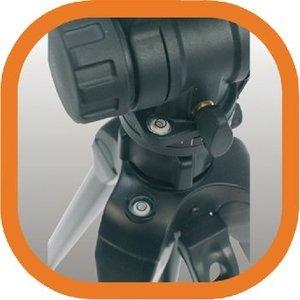 Camlink Premium Camera/Video Statief Pan & Tilt 160 cm Zwart