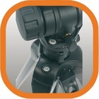 Camlink Premium Camera/Video Statief Pan & Tilt 148 cm Zwart