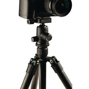 Camlink Camera/Video Statief Balhoofd 134 cm Zwart
