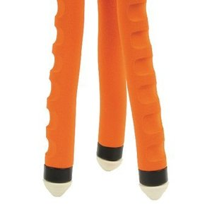 Camlink Flexibel Statief 27.5 cm 1 kg Zwart / Oranje