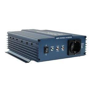 HQ Pure Sinus Omvormer 24 VDC AC 230 V 600 W F (CEE 7/3)
