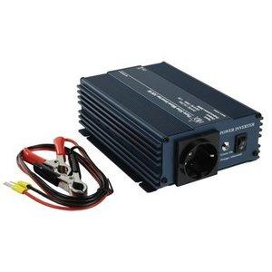 HQ Pure Sinus Omvormer 12 VDC AC 230 V 300 W F (CEE 7/3)
