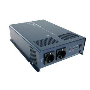 HQ Pure Sinus Omvormer 12 VDC AC 230 V 2000 W F (CEE 7/3)