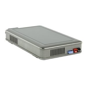 HQ Pure Sinus Omvormer 12 VDC AC 230 V 120 W USB