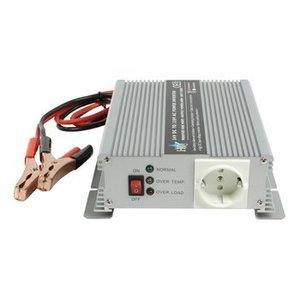 HQ Gemodificeerde Sinus Omvormer 24 VDC - AC 230 V 600 W F (CEE 7/3)