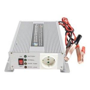 HQ Gemodificeerde Sinus Omvormer 12 VDC - AC 230 V 600 W F (CEE 7/3)