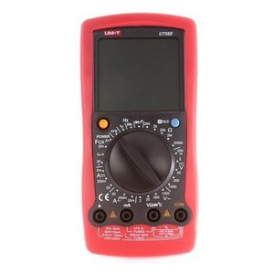 UNI-T Digitale multimeter RMS 19 999 Cijfers 1000 VAC 1000 VDC 20 ADC