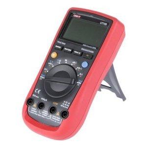 UNI-T Digitale multimeter Mean value 3999 Cijfers 1000 VAC 1000 VDC 10 ADC