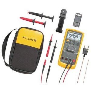 Fluke Digitale multimeter FLUKE 87-V/E2K/EUR TRMS AC 20 000 Cijfers 1000 VAC 1000 VDC 10 ADC