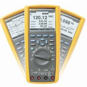 Fluke Digitale multimeter FLUKE 289/EUR TRMS AC+DC 50 000 Cijfers 1000 VAC 1000 VDC 10 ADC