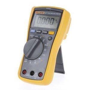 Fluke Digitale multimeter FLUKE 117 TRMS AC 6000 Cijfers 600 VAC 600 VDC 10 ADC