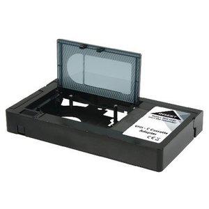 König Omvormer VHS-C - VHS Zwart