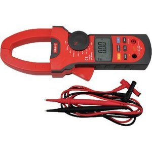 UNI-T Current clamp meter, 1000 AAC, 1000 ADC, TRMS