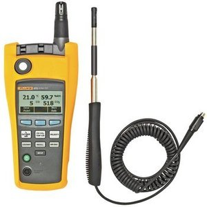 Fluke Air Meter™ with air flow probe