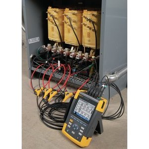 Fluke Power Quality Analyzer 1000 VAC 6000 AAC
