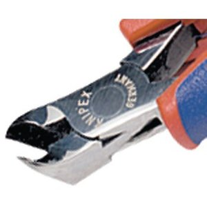 Knipex Electronic front cutter pliers Small Bevel
