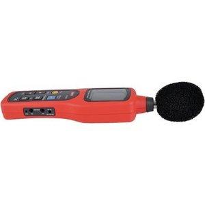 UNI-T Sound level meter 30...130 dB 0.1 dB 31.5 Hz...8 kHz