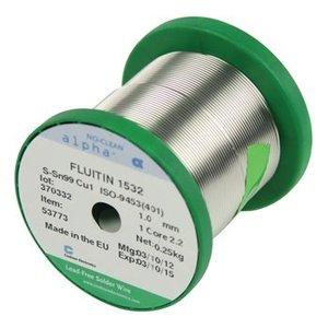Alpha Soldeertin 1 mm 250 g