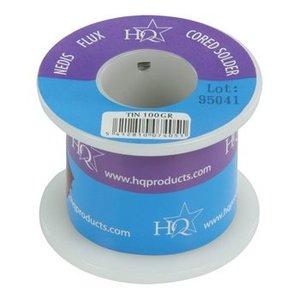 HQ Soldeertin 1 mm 100 g