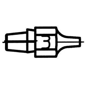 Weller Soldeertip 2.5/1.2 mm WEL.DSX80