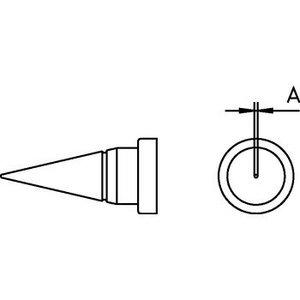 Weller Soldeerstift Ronde Vorm 0.25 mm