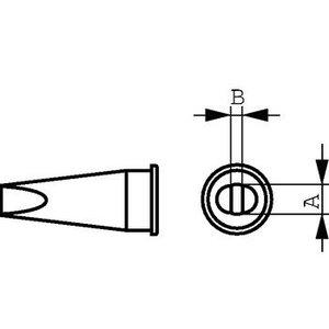 Weller Soldeerstift Beitelvormig 4.7 mm