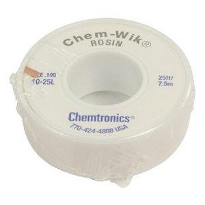ChemWik Desoldeer Wick 2.8 mm x 7,5 m