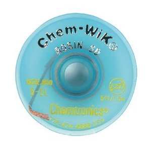 ChemWik Desoldeer Wick 1.27 mm x 1.5 m