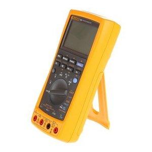 Fluke Process Multimeter, TRMS AC, LCD<multisep/>Backlight, 1000 VAC, 1000 VDC, 1 ADC