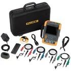 Fluke Handheld Oscilloscope ScopeMeter 4x100 MHz 1.25 GS/s