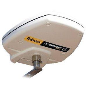 Televés DVB-T/T2 - DAB+ Versterkte Buitenantenne 30 dB FM / VHF / UHF