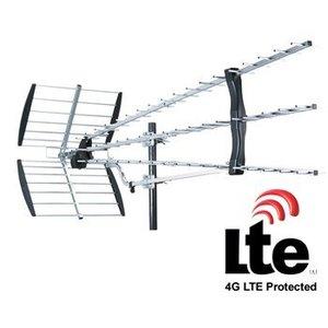König DVB-T/T2 Buitenantenne 20 dB UHF