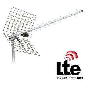 König DVB-T/T2 Buitenantenne 12 dB UHF
