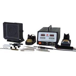 Xytronic Soldeer en de-soldeerstation 100 W CH <SteckerCH/><multisep/>F (CEE 7/4)