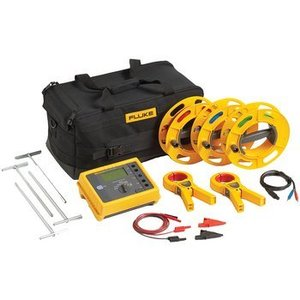 Fluke Earth Ground Tester Kit, Basic