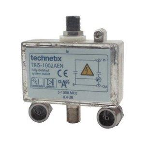 Hirschmann CATV Splitter 0.4 dB